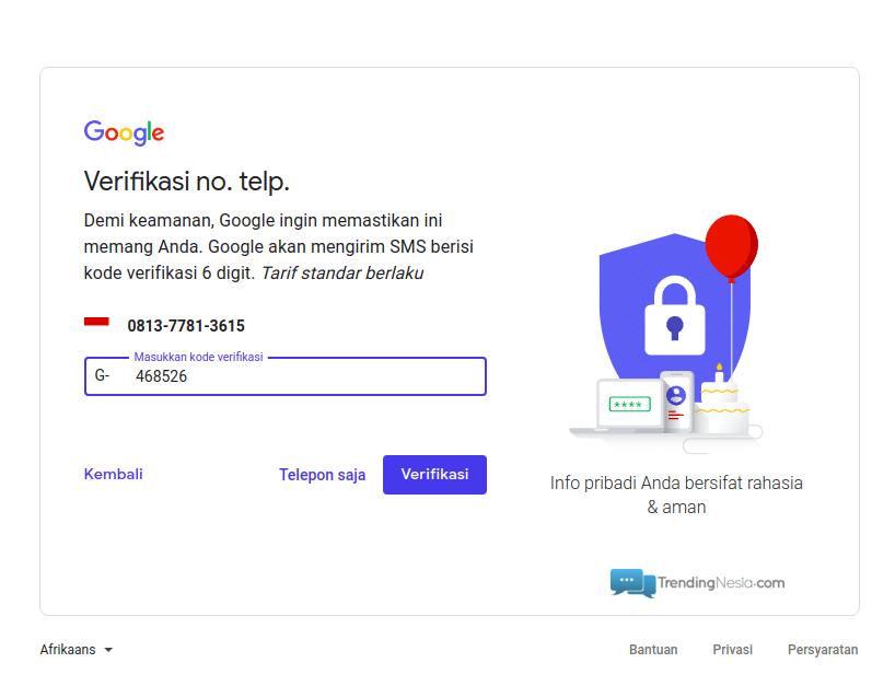 Cara Membuat Ulang Email Di Hp Akun Gmail