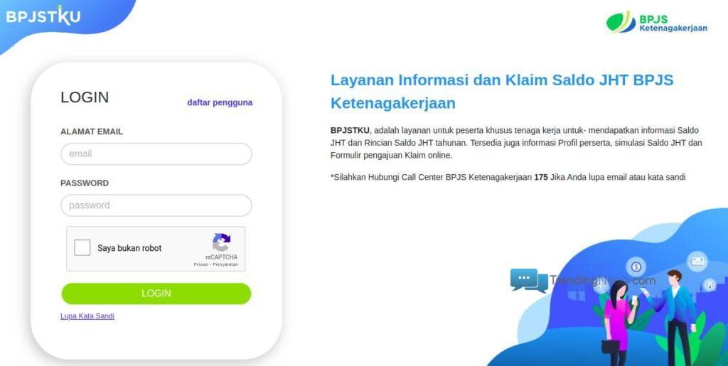 Cek Saldo Bpjs Ketenagakerjaan Online 2020, Mengecek Lewat ...